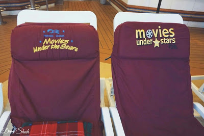 Two sunbeams with maroon blankets laid on them